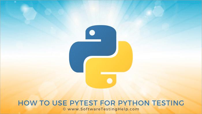 pytest for Python Testing