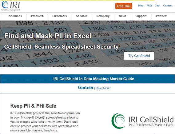 IRI CellShield