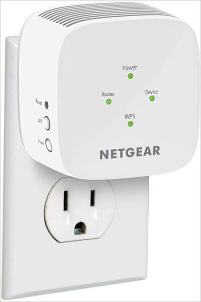 Netgear WiFi Range Extender EX5000