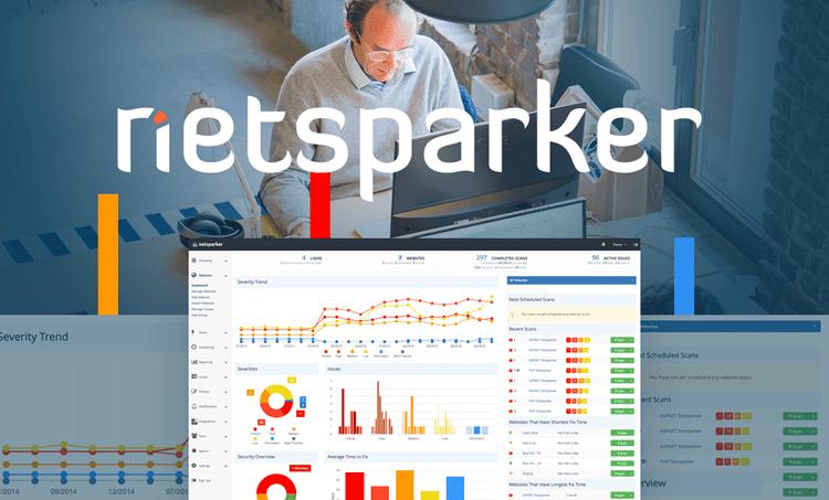 Netsparker Dashboard