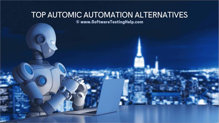 Top Automic Automation Alternatives