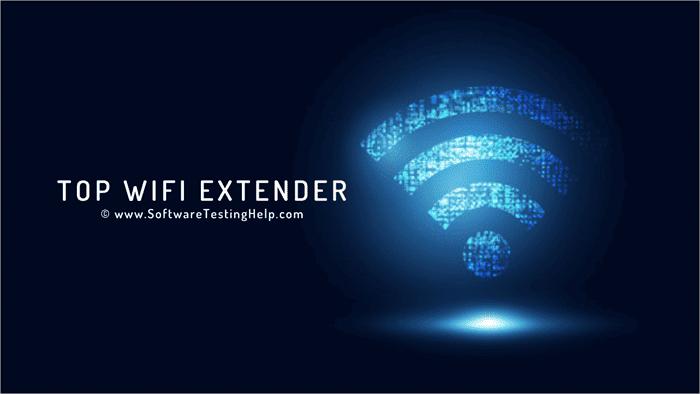 Top WiFi Extender