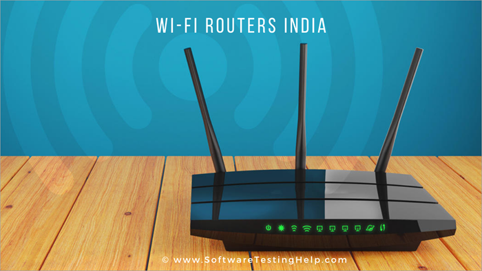 Wi-Fi Routers India
