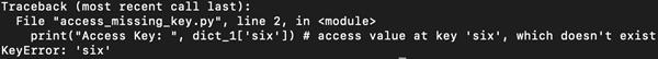 access_Value_missing_key