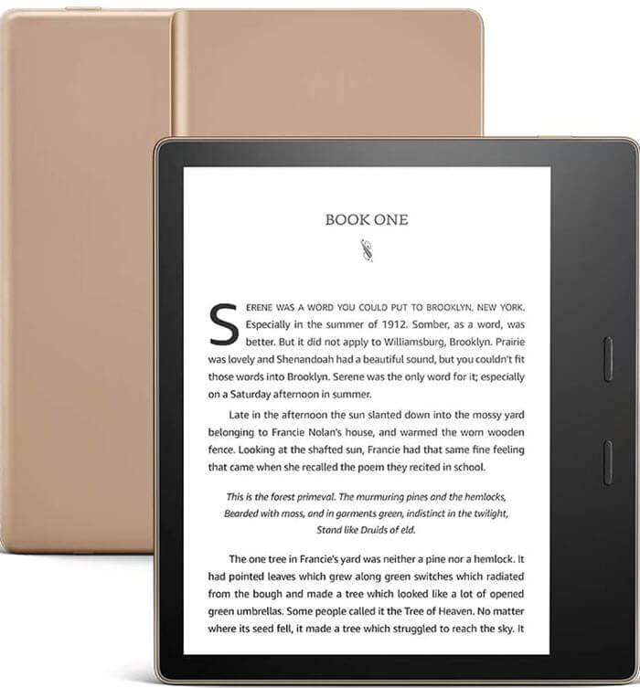 5 – Kindle Oasis