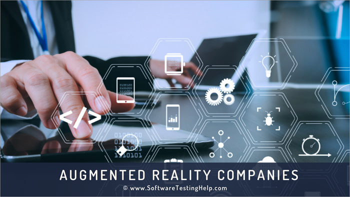 Augmented reality companies