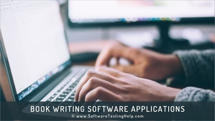Book Writing Software Applications