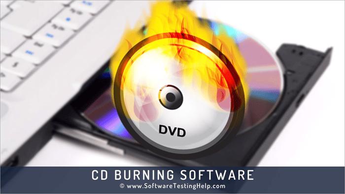 CD BURNING SOFTWARE