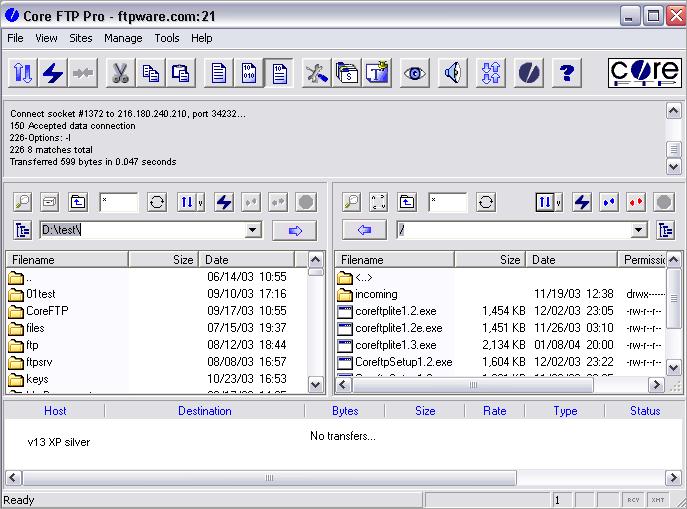 CoreFTP