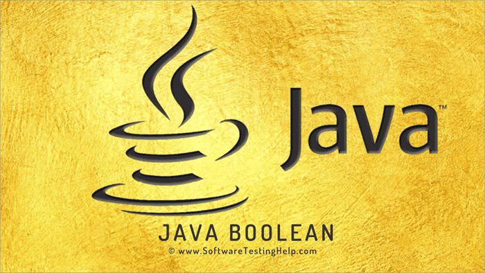 Java boolean