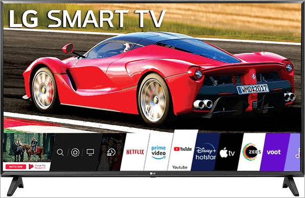 LG 32LM563BPTC HD Ready Smart LED TV