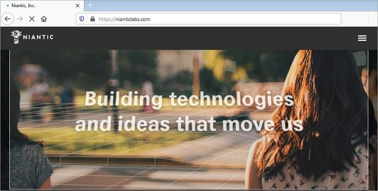 Niantic - Augmented Reality Companies