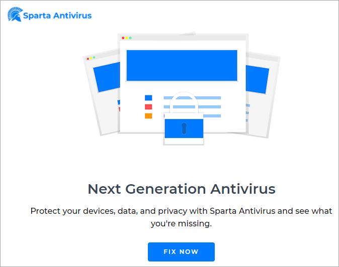 Sparta Antivirus