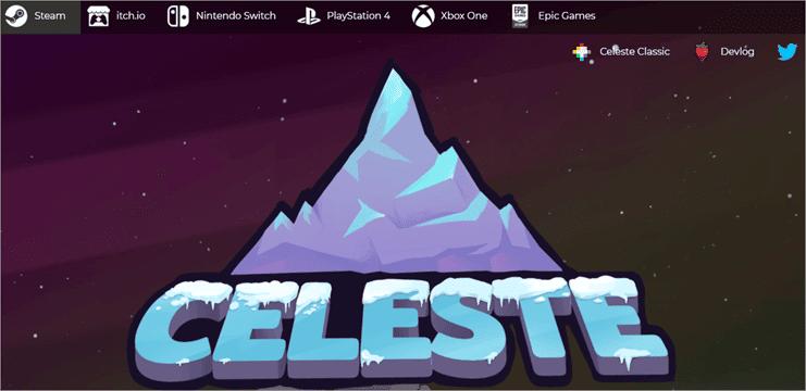 Celeste - best switch games