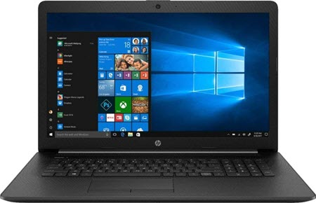 "HP 17.3"" HD+ Flagship Home & Business Laptop for programming"