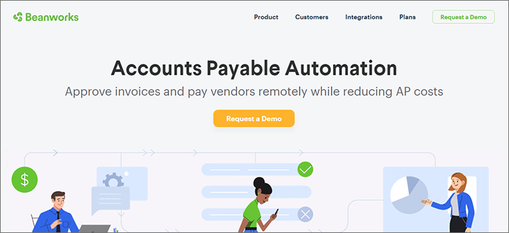 Beanworks Accounts Payable Software