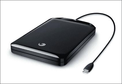 Portable HDD