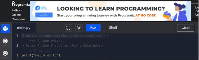 Programiz