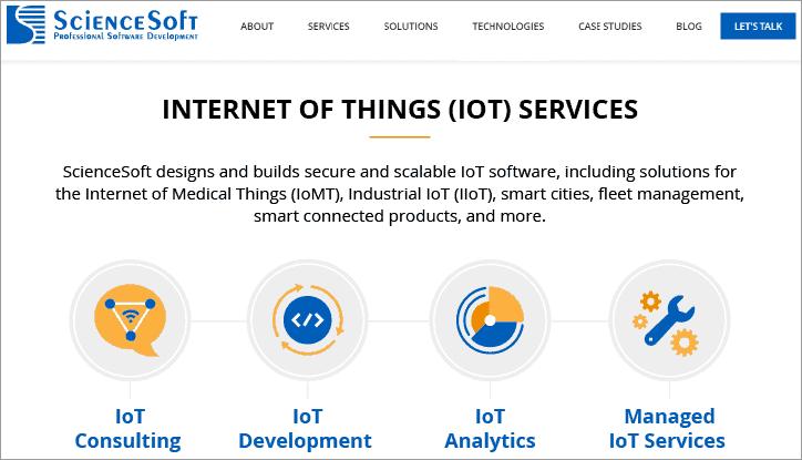 ScienceSoft-IoT