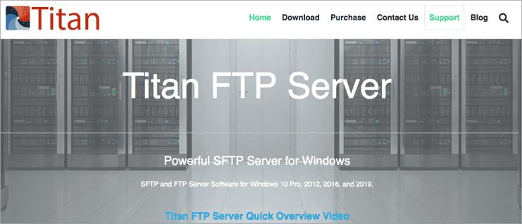 TitanFTP