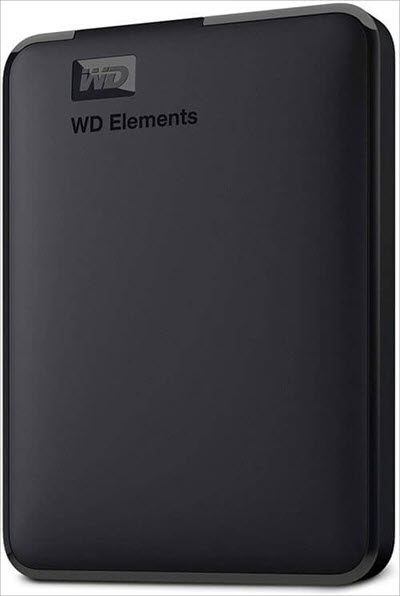 WD Elements Portable Drive