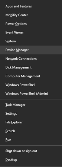 device manager - VCRUNTIME140 dll Not Found fixed