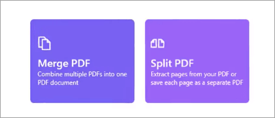 a ''Merge PDF'' - How To Combine PDF files