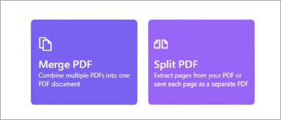 a ''Merge PDF'' - How To Combine PDF files