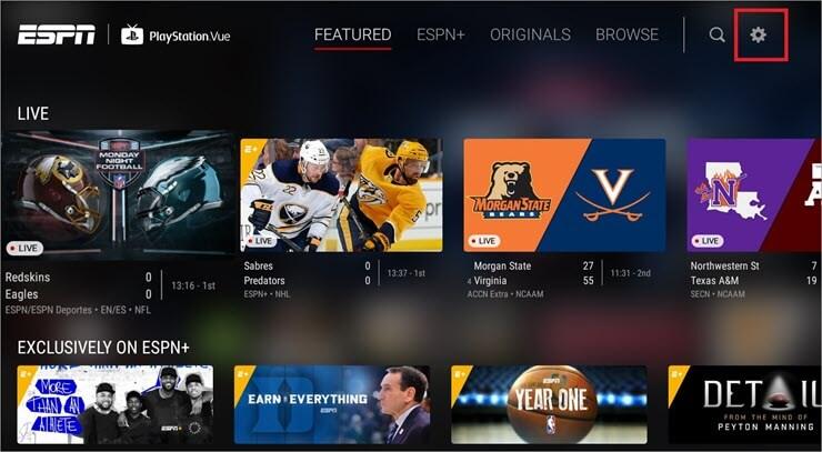 ESPN Plus -best streaming service