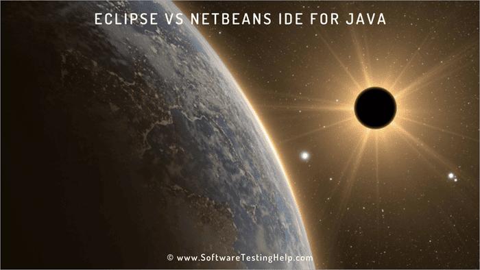 Eclipse vs NetBeans IDE for Java