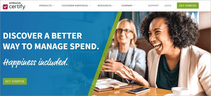 Emburse Certify - Expense Management Software