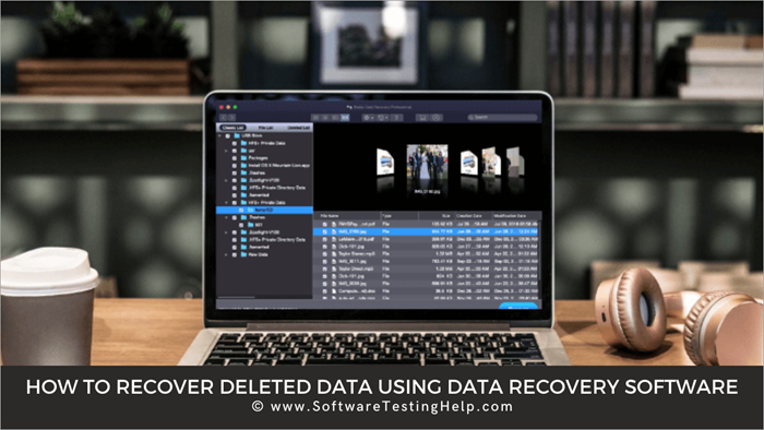 How to Recover Deleted Data Using Data Recovery Software