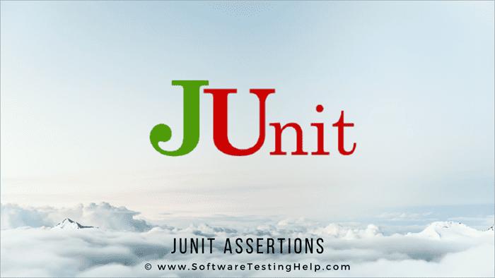 JUnit Assertions