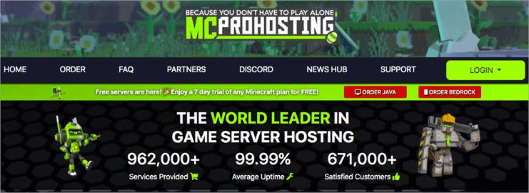 MCProHosting