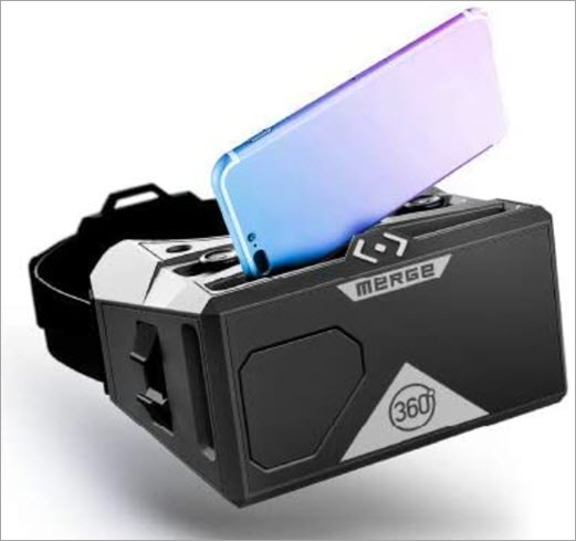 MERGE AR VR Headset