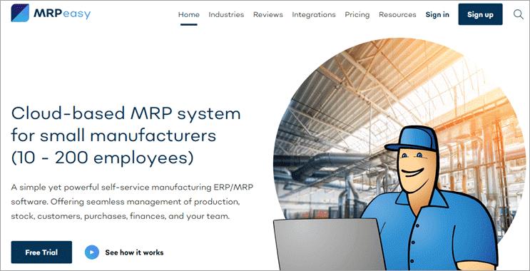 MRP easy