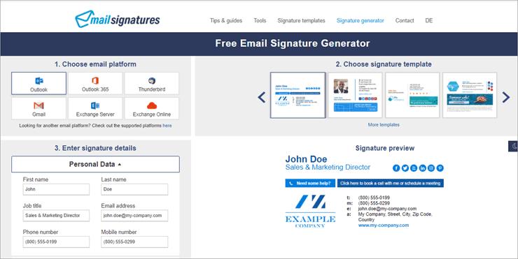 MailSignatures