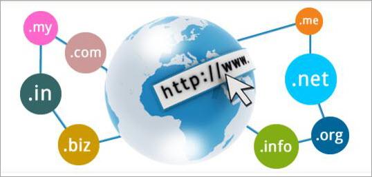 domain hosting service