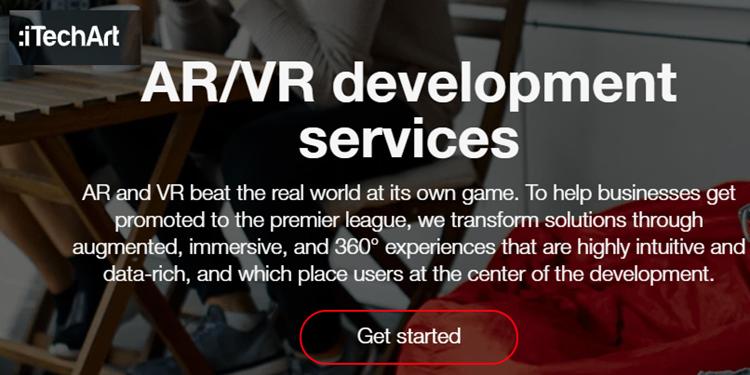 iTechArt VR Services