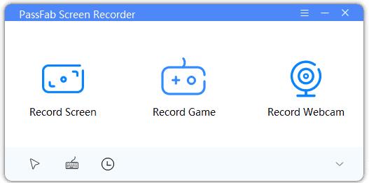 PassFab Screen Recorder