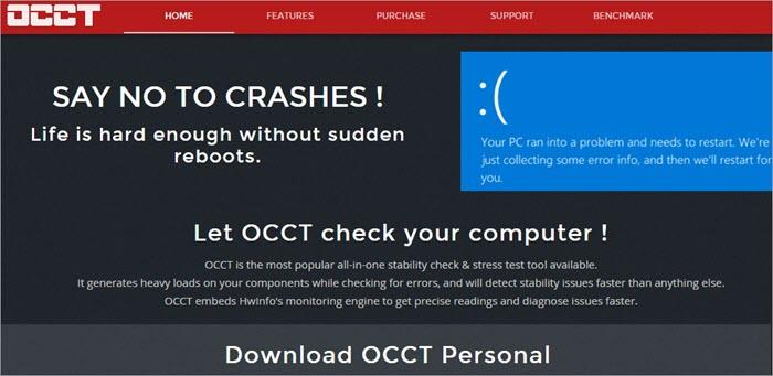 OverClock Checking Tool
